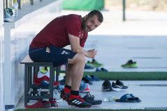 """Diego Martínez, el entrenador revelación de LaLiga: """"He visto el documental sobre Zidane 100 veces """""""