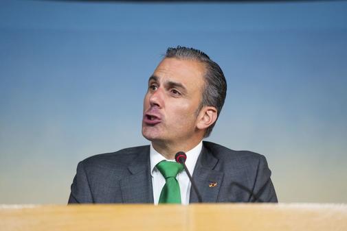 Javier Ortega Smith.