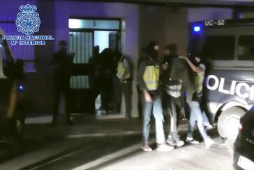 Detenido en Madrid el presunto yihadista que amenazó a un juez de la Audiencia