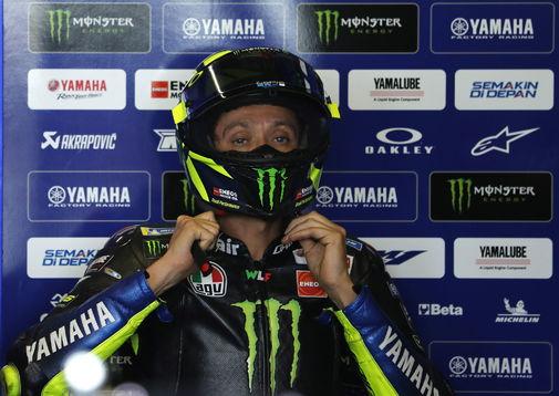 Buriram (Thailand).- Italian MotoGP rider Valentino <HIT>Rossi</HIT>...