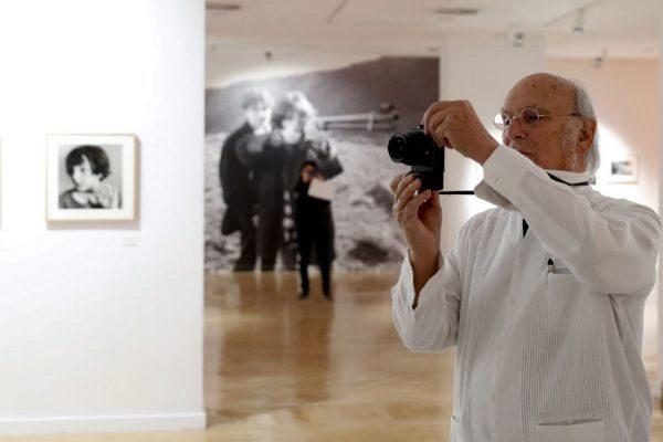 GRAF2385. MADRID.- El cineasta, fotógrafo y ecritor español...