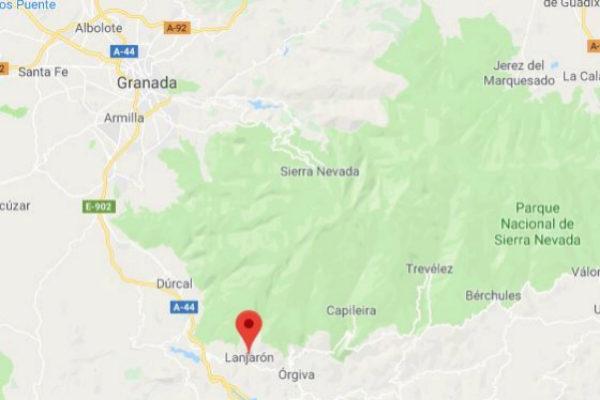 Un fallecido y un guardia civil herido durante una agresión en Lanjarón