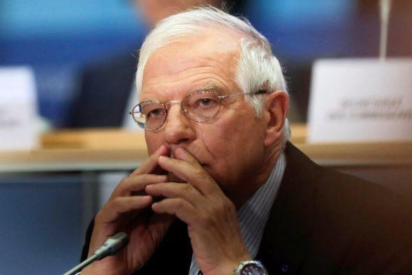 El dulce purgatorio europeo de Josep Borrell