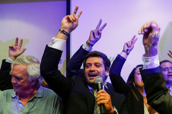 Elecciones Portugal: André Ventura, de la tertulia deportiva a la ultraderecha