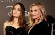 Angelina Jolie vs Michelle Pfeiffer, duelo de estilo en el estreno de 'Maléfica: maestra del mal'