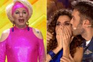 Paz Padilla y Dani Martínez dieron su pase de oro a Xayo en Got Talent