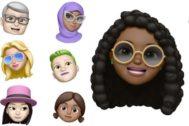 Memojis, emojis personalizados