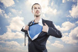 Mantener una buena postura puede tener premio: más testosterona y menos cortisol
