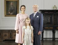 Otra familia real jibarizada