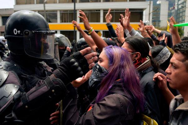 El Gobierno español recomienda no viajar a Ecuador y aconseja a los españoles que extremen la prudencia