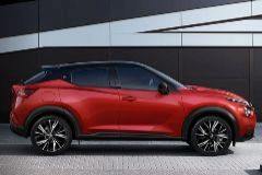 Nissan Almenar presenta el nuevo Nissan Juke