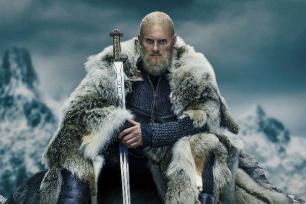 Póster de la sexta temporada de Vikingos, que ya tiene fecha de...