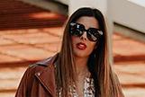 La mujer 'influencer' de Santiago Abascal se pronuncia políticamente por primera vez