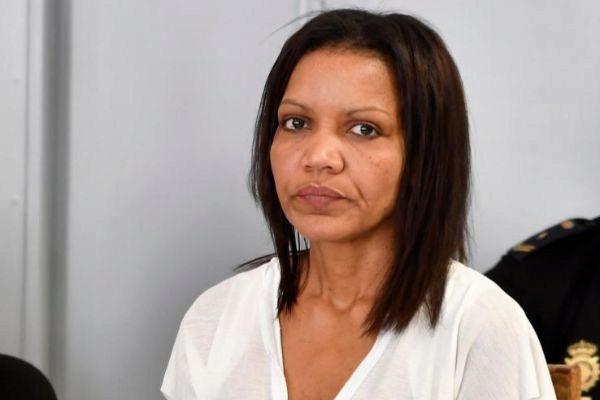 Ana Julia Quezada, durante el juicio en la Audiencia Provincial de...