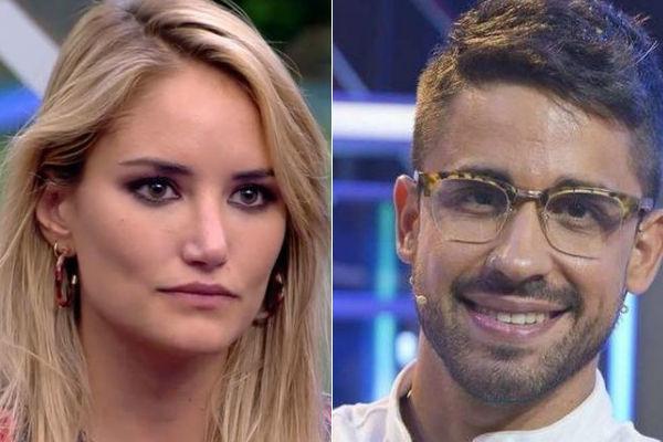 Miguel Frigenti dijo una duras palabras sobre Alba Carrillo en GH VIP...