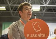 José Miguel García, secretario delegado de Euskaltel.