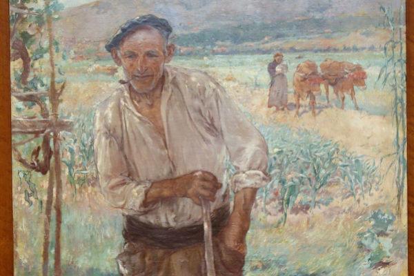 El Bellas Artes retoma las adquisiciones y compra 19 obras de artistas vascos