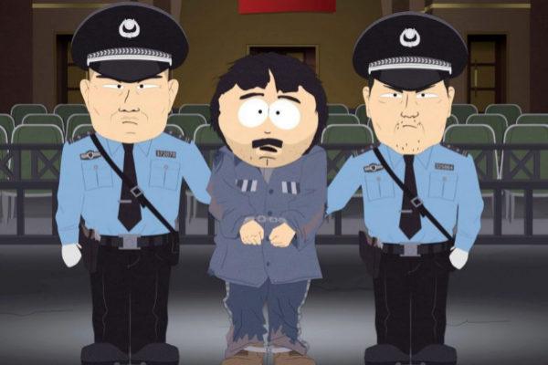 China elimina todos los capítulos de South Park de su internet
