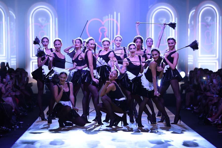 Calzedonia Leg show 2019