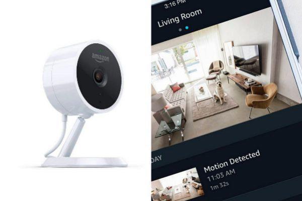 Trabajadores de Amazon ven los vídeos que envían los usuarios