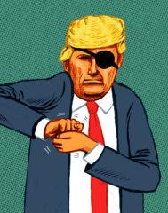 Trump y el cuento del tuerto