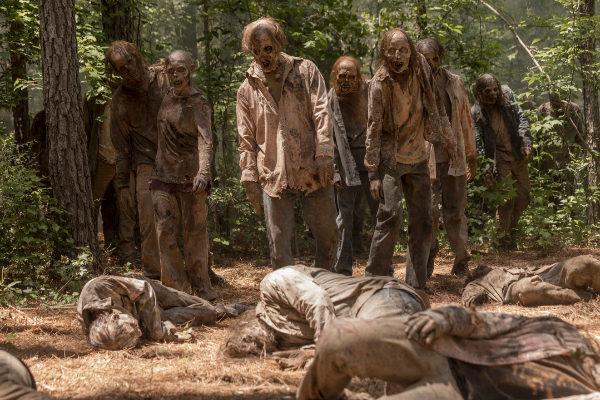The Walking Dead: la resurrección de los muertos vivientes
