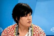 La parlamentaria Eba Blanco también se postula para dirigir Eusko Alkartasuna