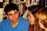 Diego Ibáñez junto a Amaia Romero