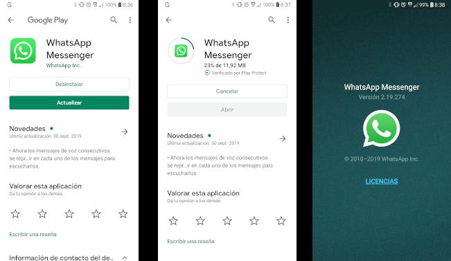 Alerta nacional por un fallo en WhatsApp: actualiza o podrían acceder a tu teléfono 4