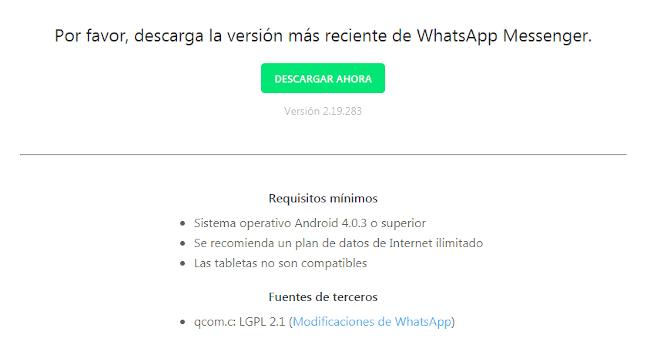Alerta nacional por un fallo en WhatsApp: actualiza o podrían acceder a tu teléfono 6