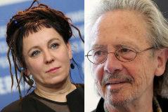 Nobel doble para Peter Handke y Olga Tokarczuk