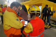 Imagen de archivo del Sistema d'Emergències Mèdiques de la Generalitat.