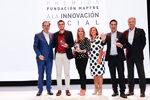 Premios Fundación Mapfre: una app para invidentes, el exoesqueleto que lee el pensamiento y un amortiguador de la pobreza financiera