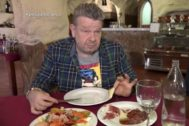 Alberto Chicote fue el protagonista de una tensa pelea en La Cueva de Juan en Pesadilla en la cocina