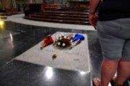 Exhume a su Franco