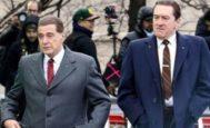 Pacino y Deniro en un fotograma de 'El irlandés'