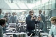 El director de cine Steven Spielberg en uno de sus últimos trabajos.