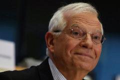 Borrell, vuelve el hombre