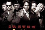 Cartel de la película 'Jackie Brown'.