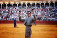 Miguel Ángel Perera, dos orejas en un festival de lujo