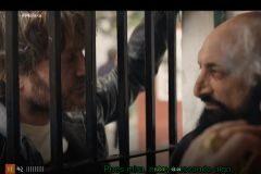 Jesús Rodríguez, alias 'El Chule', en un fotograma de la serie de fición 'Malaka' de TVE.
