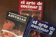 Portadas de los libros más famosos de María Luisa.