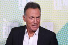 Bruce Springsteen en el estreno de 'Western Stars' en Londres.