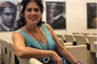 Eva Díaz Pérez, directora del Centro Andaluz de las Letras.