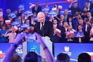 Elecciones con el partido de Kaczynski como gran favorito