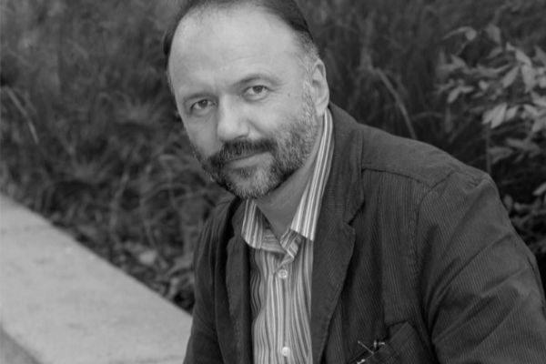 Andrei Kurkov, autor de 'El jardinero de Ochákov'.
