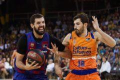 Mirotic asusta: exhibición de récord para tumbar al Valencia