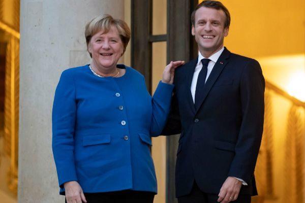 Emmanuel Macron y Angela Merkel instan a Erdogan a detener la ofensiva  turca contra los kurdos en Siria | Internacional