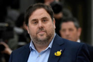 Imagen de archivo de Oriol Junqueras del año 2017.