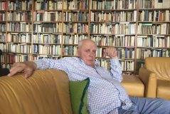 El narrador portugués António Lobo Antunes, el pasado mes de agosto, en su casa de Lisboa.